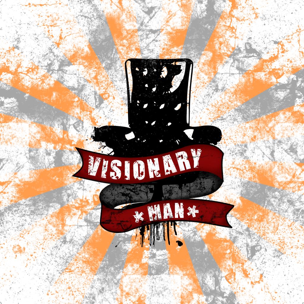 Botany Bay - Visionary Man - Cover