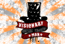 Botany Bay – Visionary Man Cover