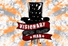 Botany Bay – Visionary Man Cover