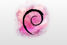 Debian Wallpaper (CC-BY-SA)