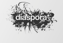 diaspora Wallpaper (CC-BY-SA)